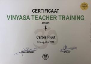 Vinyasa diploma_yogabycarola