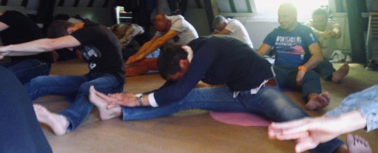 Yoga voor mannen | YogabyCarola