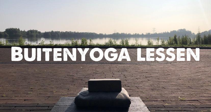 Buitenyoga Natuurplas Woerden | YogabyCarola